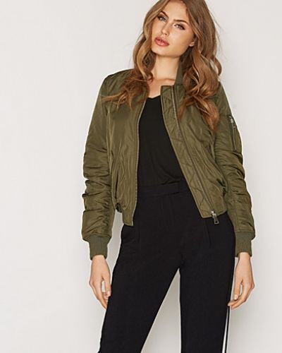 Topshop Flo Lep Fur Lined Jacket