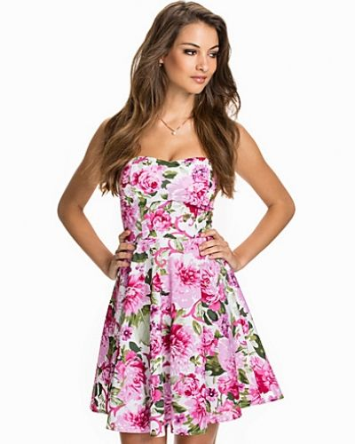 Club L Floral Prom Dress