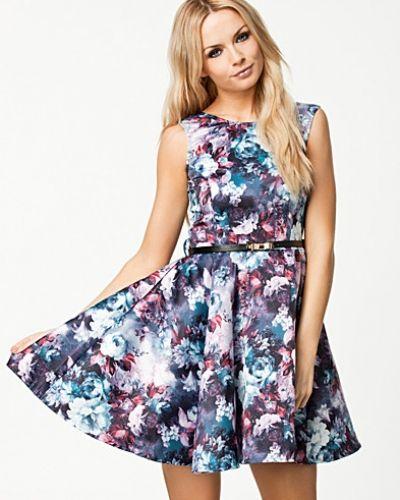 Floral Prom Dress Club L balklänning till tjejer.