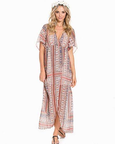 NLY Trend Flowy Drape Dress