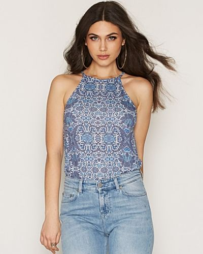 NLY Trend Flowy Print Top