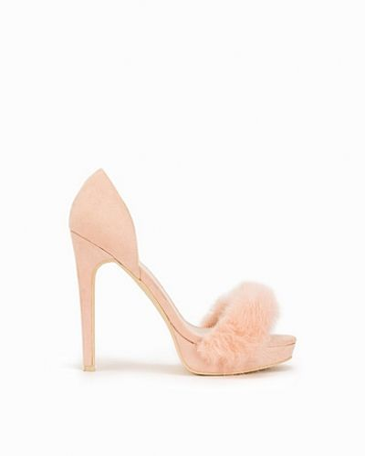 Nly Shoes Fluffy Pump