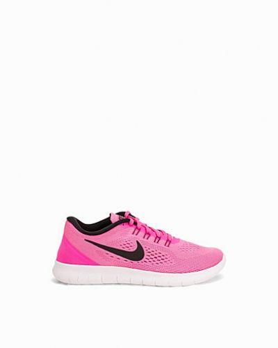 Till dam från Nike, en rosa löparsko.