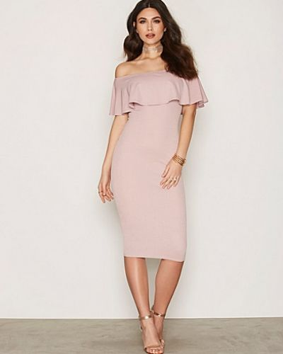 NLY One Frill Crepe dress