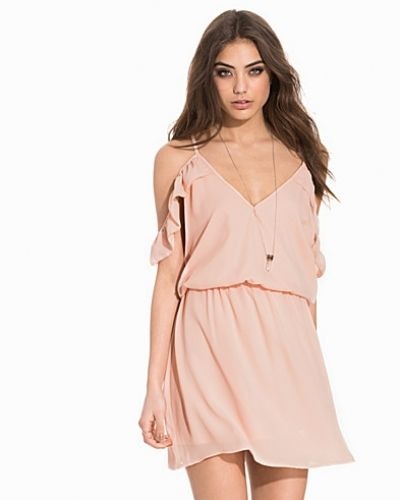 NLY Trend Frill Shoulder Dress