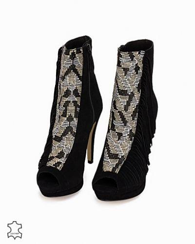 Bianco Fringe Boot