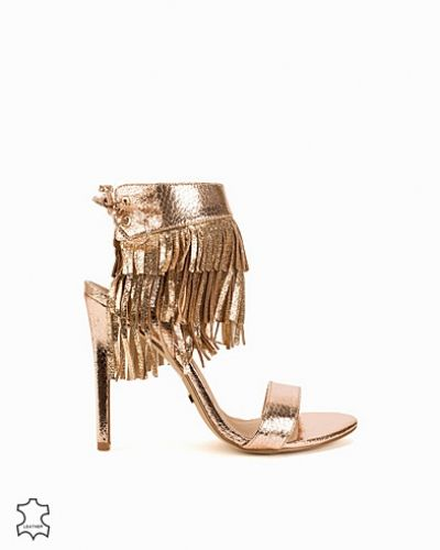 Topshop Fringed Sandals
