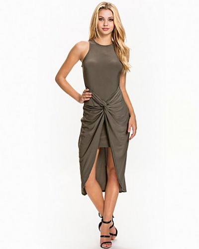 NLY One Front Knot Dress