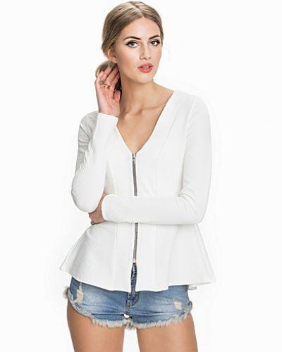 NLY Trend Front Zip Blazer