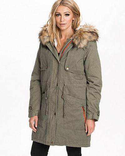 VILA Frumpy Parka Coat