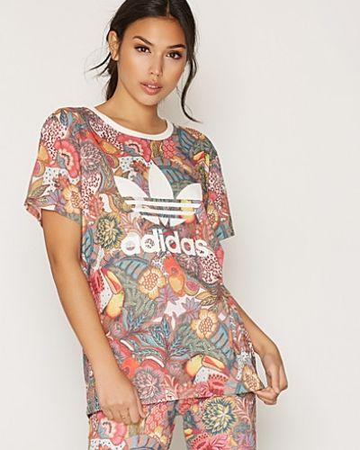 Flerfärgad t-shirts från Adidas Originals till dam.
