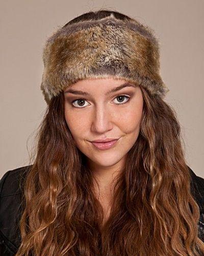 Fur Headband från Barts, Övriga Huvudbonader