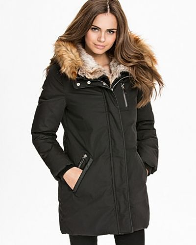 Miss Selfridge Fur Lined Parka