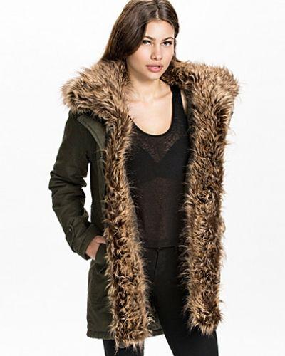 NLY Trend Fur Parka