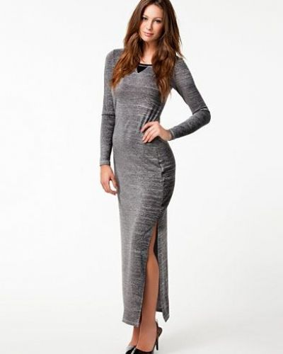 Galli Maxi Dress Selected Femme långärmad klänning till dam.