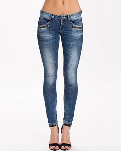 Vero Moda Gamberly Slim Zip Jeans