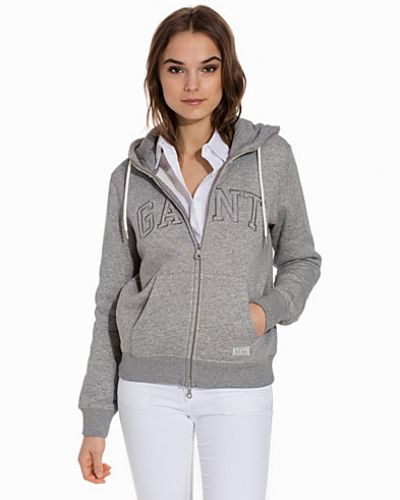 gant zip hoodie dam