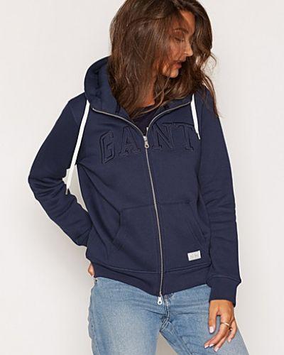 gant full zip hoodie dam