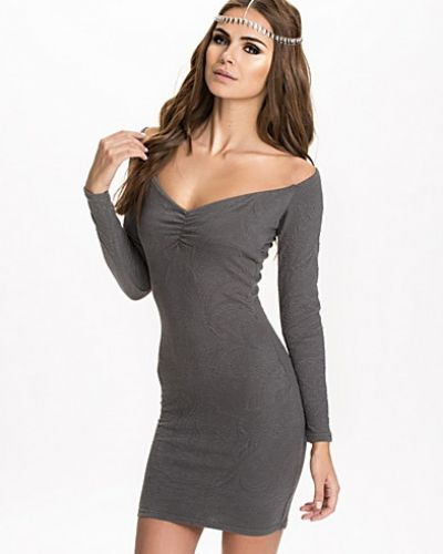 NLY Trend Gathering Dress