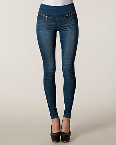 Vero Moda Geller Zip Leggings