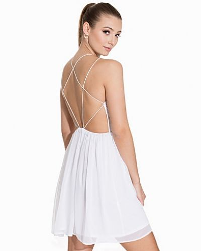 NLY One Geometric Back Dress