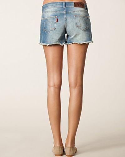 Blå shorts från Svea till dam.