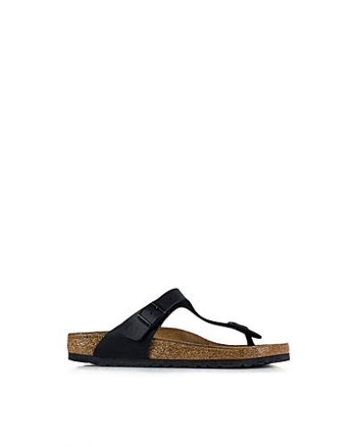 Till dam från Birkenstock, en svart sandal.