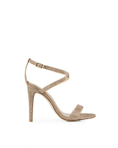 Nly Shoes Glitter Heel Sandal