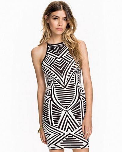 NLY Trend Graphic Mini Dress