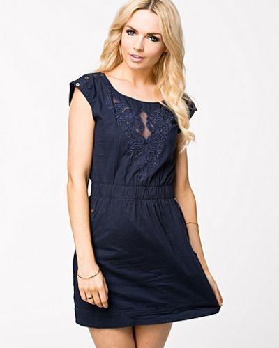 Greta Dress Hilfiger Denim jeansklänning till tjejer.