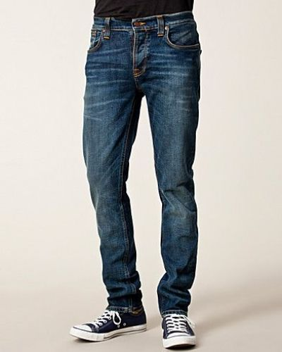 Nudie Jeans straight leg jeans till herr.
