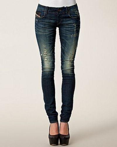 Slim fit jeans Grupee Trousers 0661S från Diesel