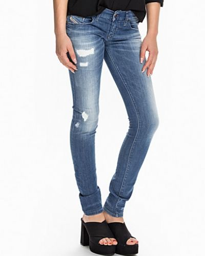 Slim fit jeans Grupee från Diesel
