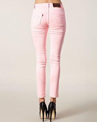 Straight leg jeans från Svea till dam.