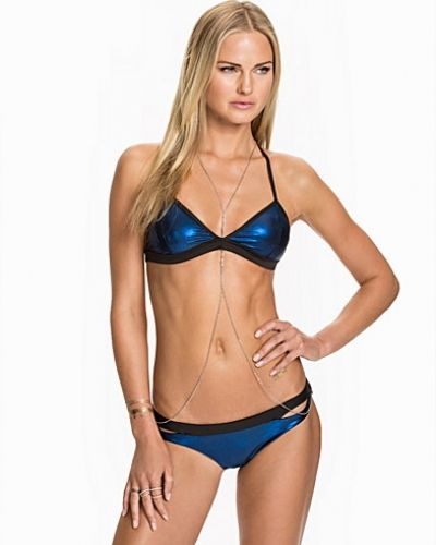 Gypsy Cutout Full Bottom Vitamin A Silver bikinitrosa till tjejer.