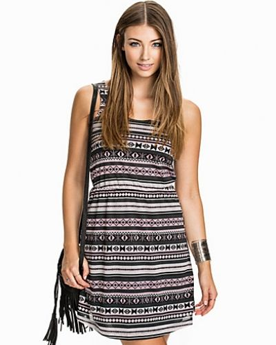 ONLY Gytte Azta S/L Short Dress