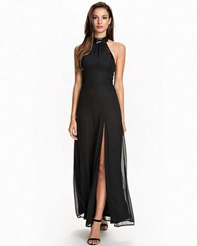 Halter Neck Slit Dress Nly Eve maxiklänning till dam.