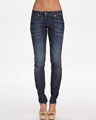H.D Jeans Hunkydory slim fit jeans till dam.