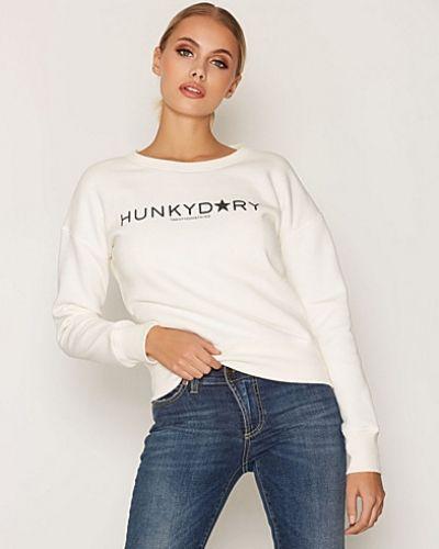 Sweatshirts från Hunkydory till dam.