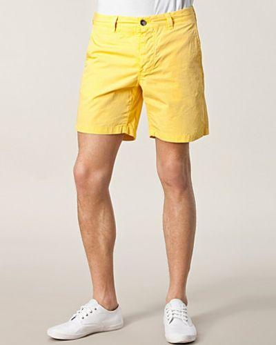 Heavy Poplin Shorts Morris shorts till herr.