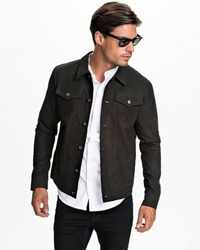 Henry Suede Jacket