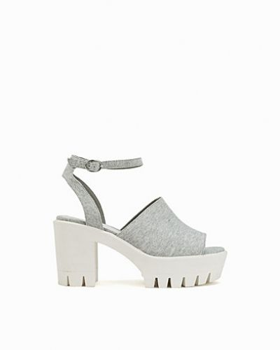 Nly Shoes High Heel Chunky Sandal