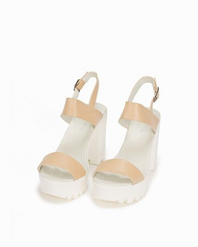 Nly Shoes High Heel Cleated Sandal