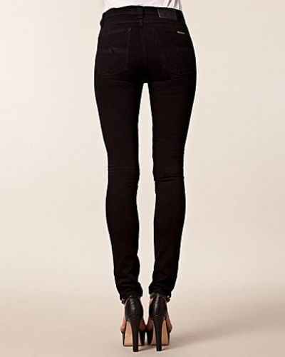 Nudie Jeans slim fit jeans till dam.