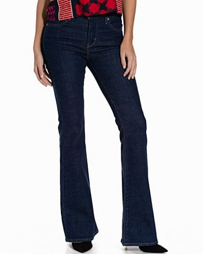 High Rise Flare 22790 Levis bootcut jeans till tjejer.