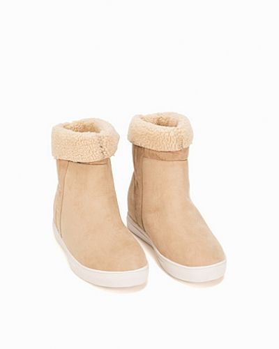 Nly Shoes High Top Teddy Sneaker