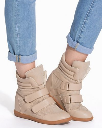 Sneakers High Top Wedge Sneaker från Nly Shoes
