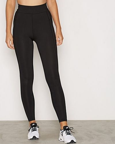 High Waist Basic Tights NLY SPORT träningstights till dam.