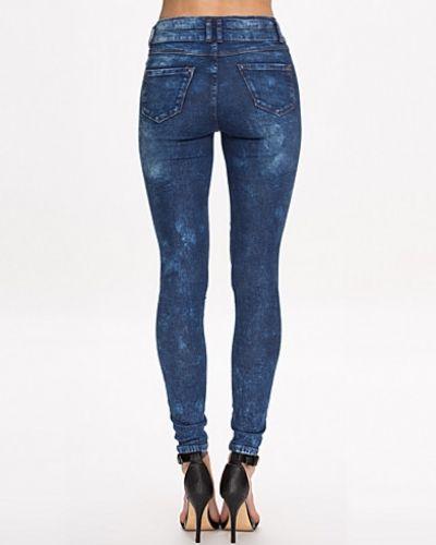 High waist jeans från New Look till dam.