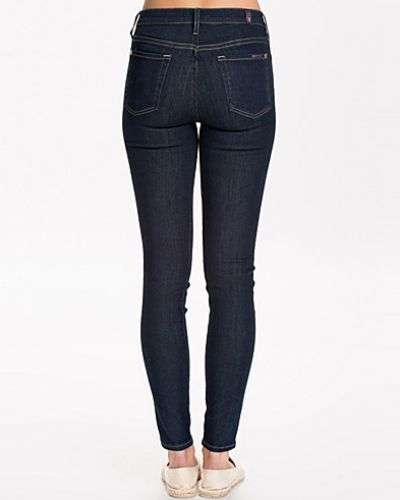 HK Skinny Star SWZK530SW 7 for all mankind slim fit jeans till dam.